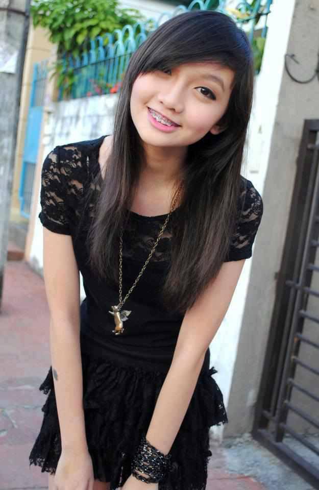 Filipinas Beauty: Lovely Pinay Teens from Manila